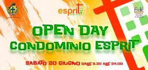 Open day esprit 20 giugno 2015